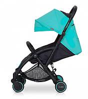 Прогулочная детская коляска EasyGo Minima, бирюзовая (6892)