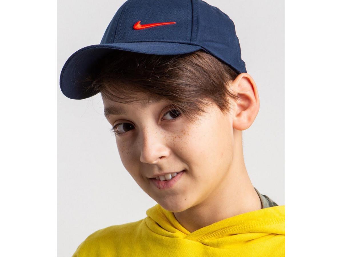 Кепка на лето для мальчика оптом - Найк (реплика) - хлопок