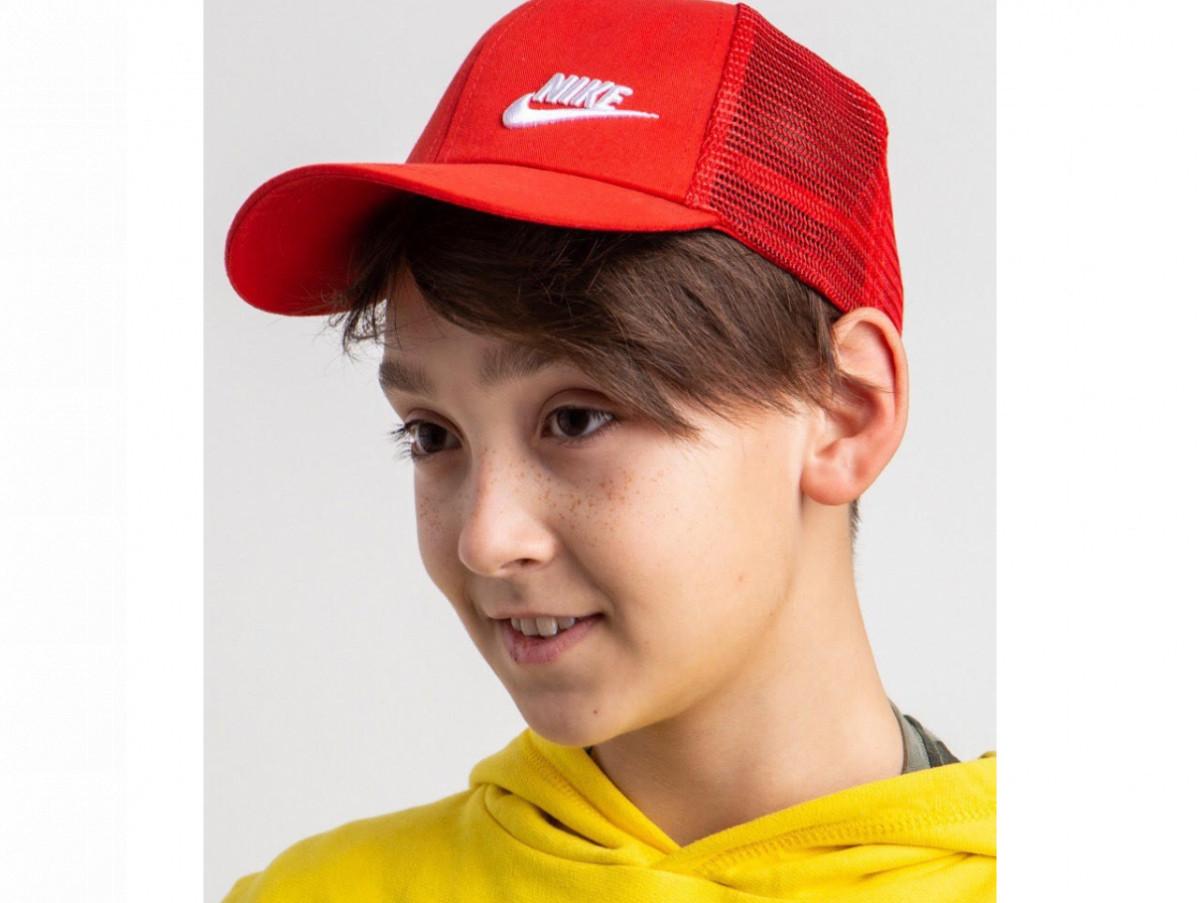 Кепка на лето для мальчика оптом - Найк (реплика) - хлопоксетка