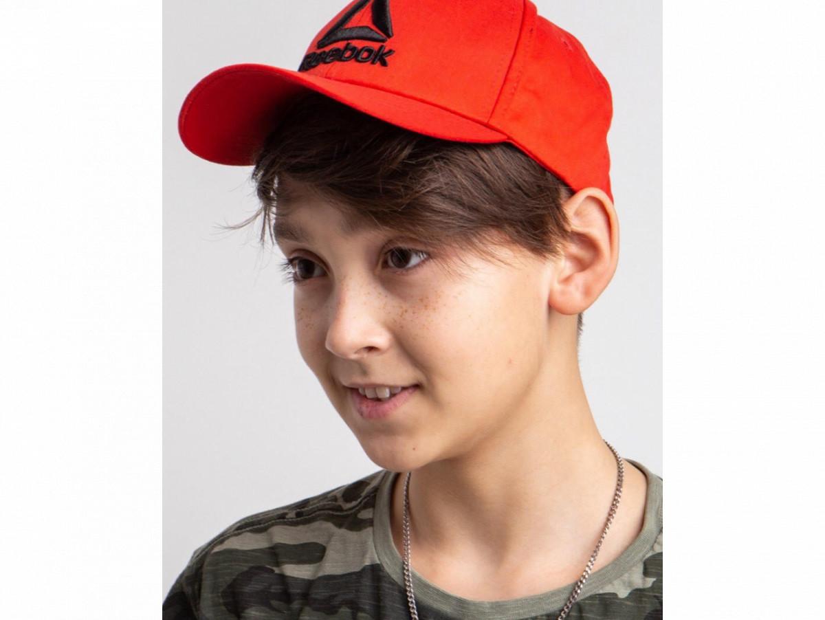 Кепка на лето для мальчика оптом - Рибок (реплика) - хлопок