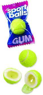 Жвачка Fini Tennis Balls
