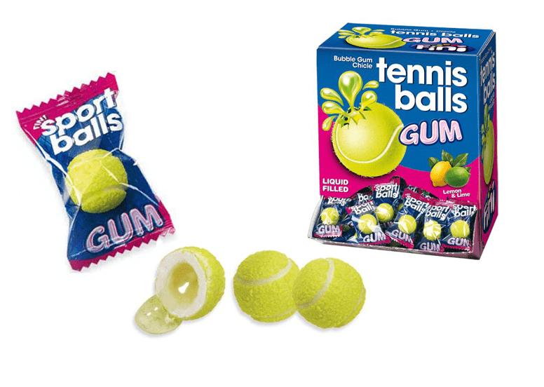 Жвачка Fini sport balls