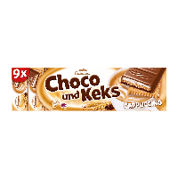 Конфеты Chateau Choco and Keks Cappuccino 300 g
