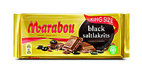 Marabou Black Saltlakrits 250 g
