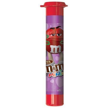 Драже M&M's Minis Milk Chocolate Love 50,2 g