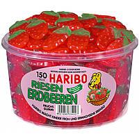 Жувальні цукерки Haribo Strawberry 150 Stuck 1350 g