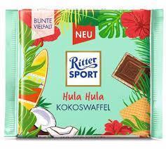 Mini Ritter Sport Kokos 16 g