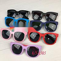 Детские очки неламайки(гибкая оправа) с поляризацией