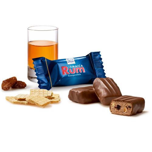 Mini Ritter Sport Jamaica Rum 16 g