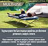 Надувной матрас Intex 127х193х24 см, с двумя подушками, насосом. Полуторный, фото 7