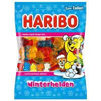 Желейні цукерки Haribo Winterhelden 170 g