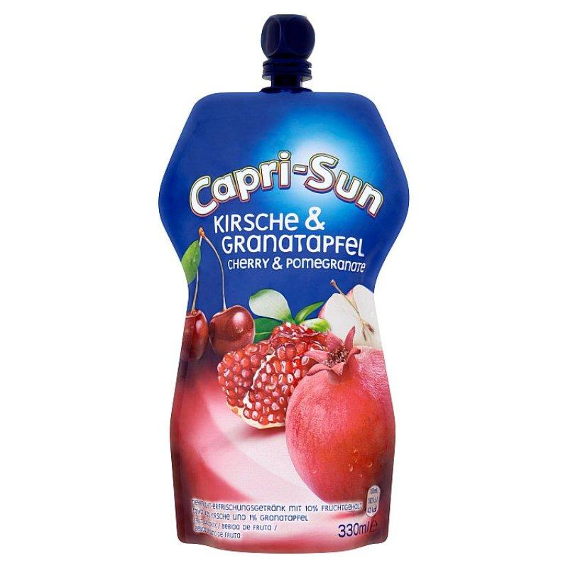 Сок Capri-Sun Cherry Pomegranate 330 ml