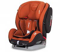 Детское автокресло EasyGo Nino Isofix 9-36, оранжевое (8399)