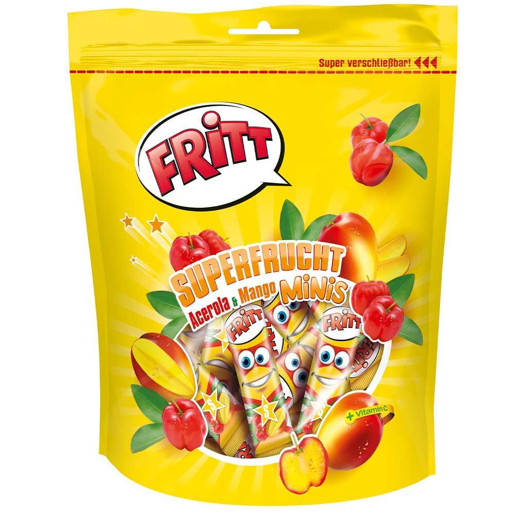 Жевательные конфеты Fritt Ацерола-Манго 140 g