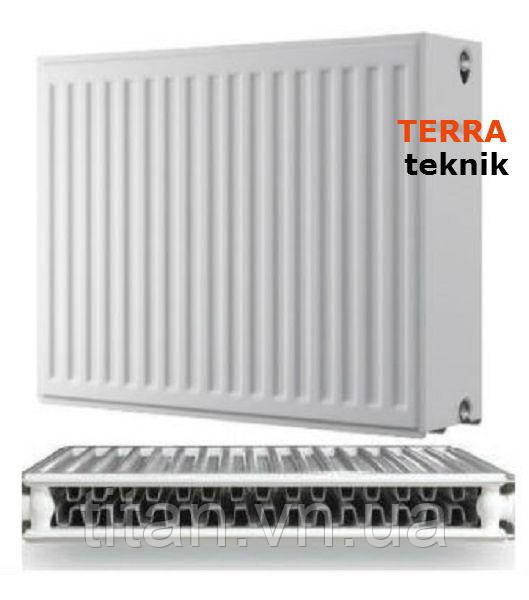 Стальной радиатор Terra teknik 22 тип 500Х600