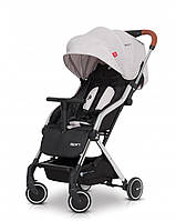 Детская прогулочная коляска Euro-Cart Spin, светло-серый