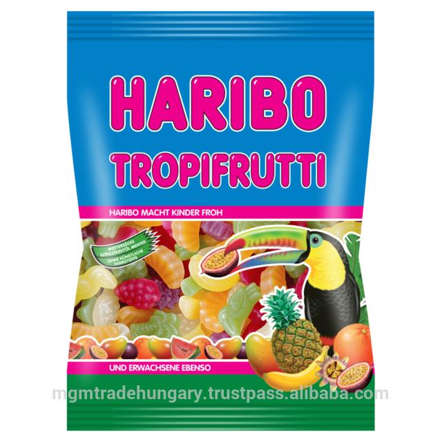 Желейні цукерки Haribo Tropifrutti 100 g