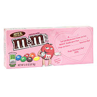 Драже M&M´s Milk Chocolate Valentine 87,9 g