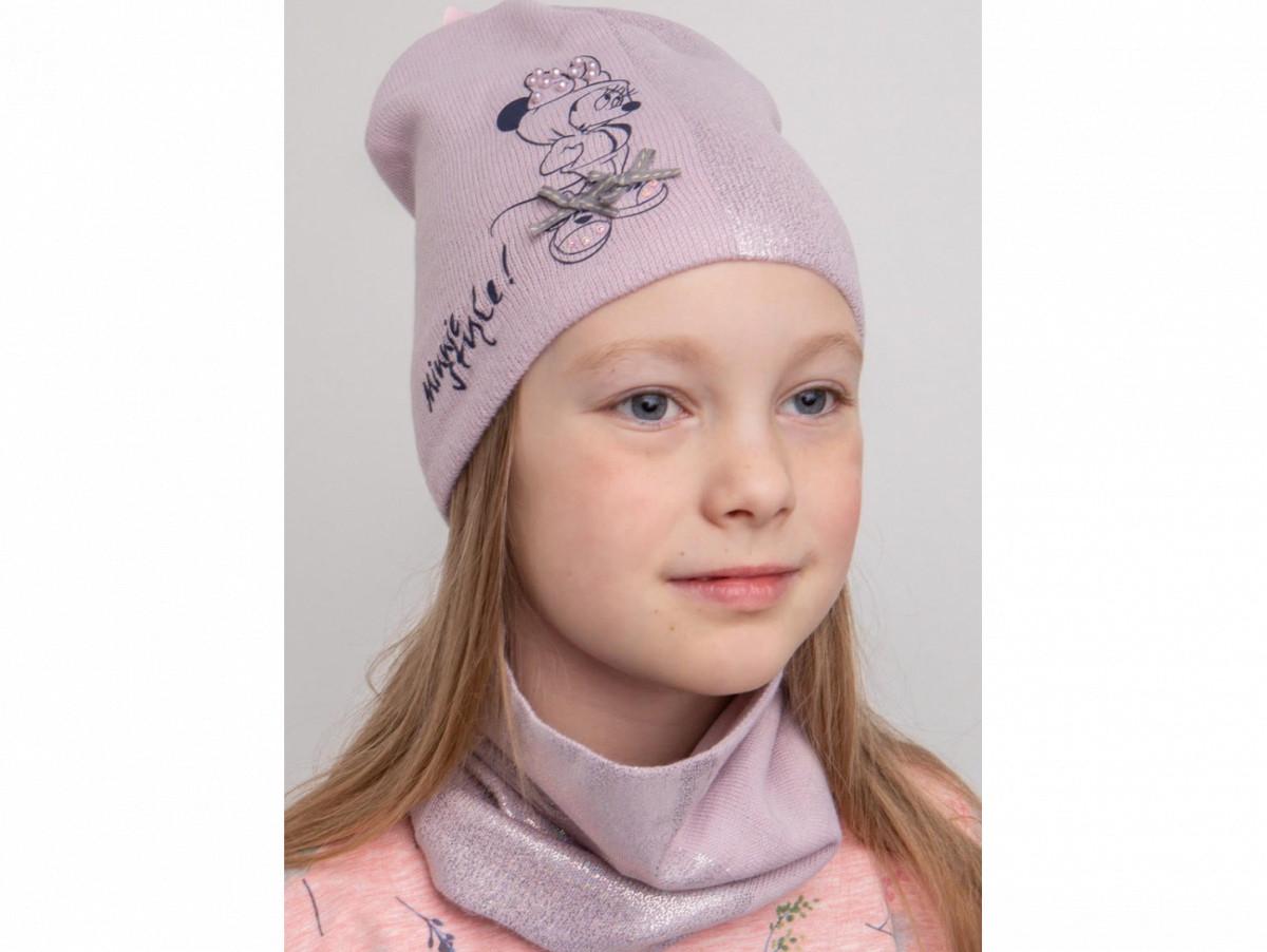 Комплект для дівчаток на весну-осінь 2020 Minny Style оптом - Артикул KR 2084