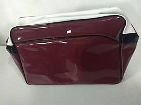 Сумка Mizuno Enamel Bag Medium 33ED9F05-61, фото 3