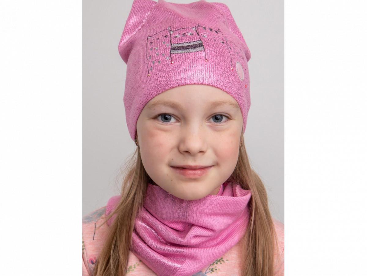 Модний комплект для дівчаток на весну-осінь оптом - Артикул KR 2093