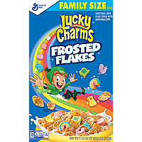 Пластівці Lucky Charms Frosted Flakes 391 g