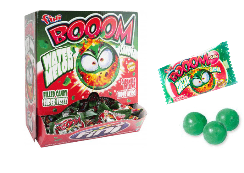 Жвачки Fini Watermelon Boom Блок