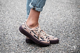 Кросівки Puma Platform Cheetah NATUREL Women