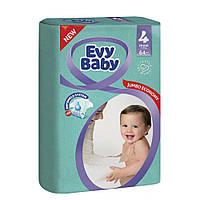 Подгузники детские Evy Baby Maxi 4 (7-18 кг) 64 шт.