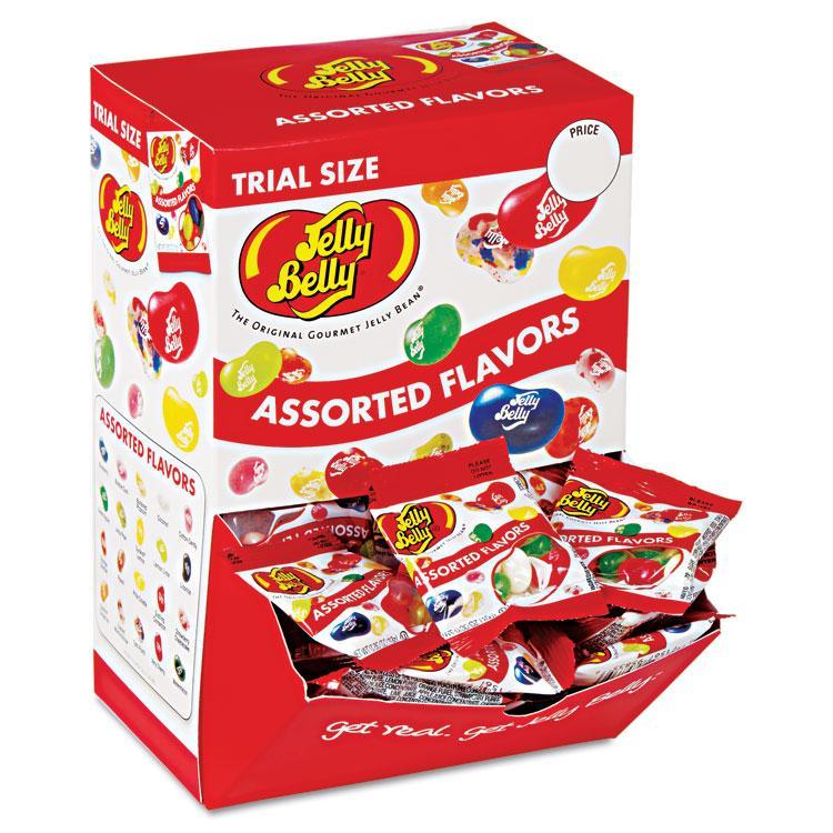 Желейные бобы Jelly Belly Assorted Flavor 80 Pack