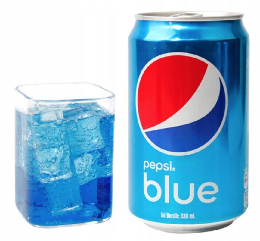 Газированный напиток Pepsi Blue 330 ml
