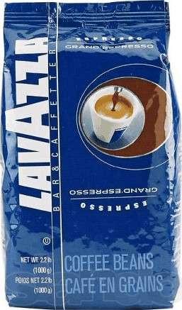 Кофе в зернах Lavazza Espresso Grand 1 кг.
