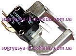 Микропереключатель два контакта с держателем (ф у, EU) котлов газовых Baxi Western, арт. 5625770, к.з. 0068/3, фото 2