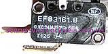 Микропереключатель два контакта с держателем (ф у, EU) котлов газовых Baxi Western, арт. 5625770, к.з. 0068/3, фото 7