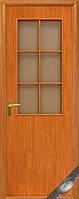 Дверь межкомнатная  Колори-В экошпон венге, ольха, орех, дуб жемчужный
