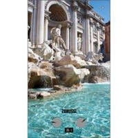 Колонка газовая Zanussi GWH 10 Fonte Glass Trevi Италия