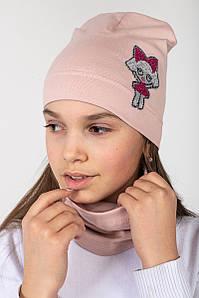 Стильный весенний комплект для девочки - Кукла Lol - Артикул 2428