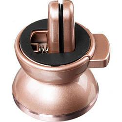 Автодержатель Remax (OR) RM-C19 (Magnetic на вентеляционную решетку), Автодержатель Remax (OR) RM-C19 Pink (Magnetic на вентеляционную решетку)