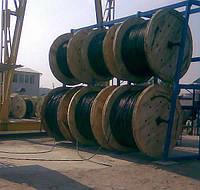 Стеллажная система для кабельных барабанов — ССКБ