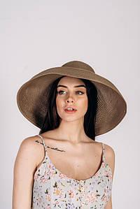 Шляпка широкополая Хелен оптом SHL-2048