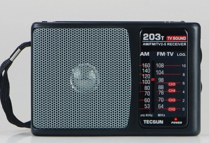 Tecsun R-203