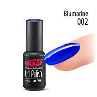 Гель-лак витражный PNB  Illusion Blumarine № 002 , 4 мл