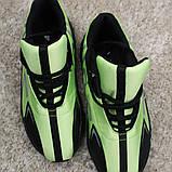 Мужские кроссовки Adidas Yeezy Boost 700 Green Black, мужские кроссовки адидас изи буст 700, фото 3