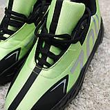 Мужские кроссовки Adidas Yeezy Boost 700 Green Black, мужские кроссовки адидас изи буст 700, фото 4