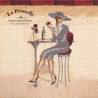 """Схема для вышивания бисером """"La Prunelle"""""""