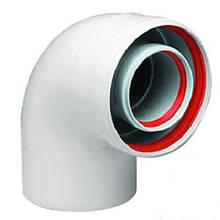 Отвод концентрический для GB162 110/160 мм