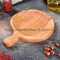 Деревянная посуда для подачи. (A01019), фото 1