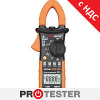 Токоизмерительные клещи постоянного тока с мультиметром и True RMS PM2108 PROTESTER