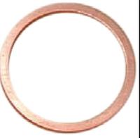 Кольцо медное 44х39