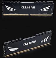 Оперативная память Kllisre DDR4-2666 16Gb PC4-21300U с радиатором